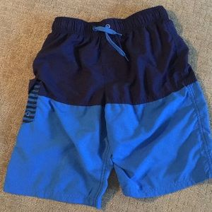 Cat & Jack Blue swim suit, Kids XL